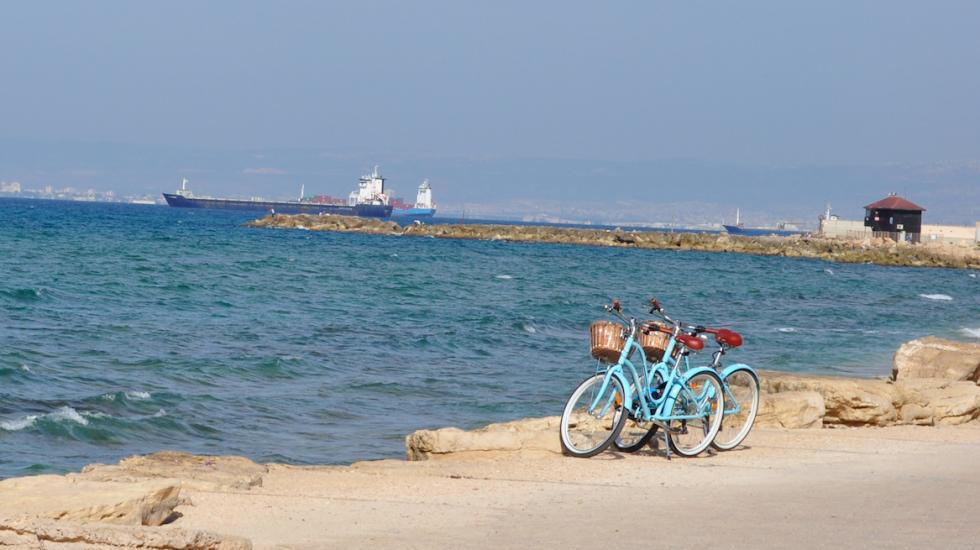 Bat Galim Beach Promenade (20 Minute Walk From Hostel)