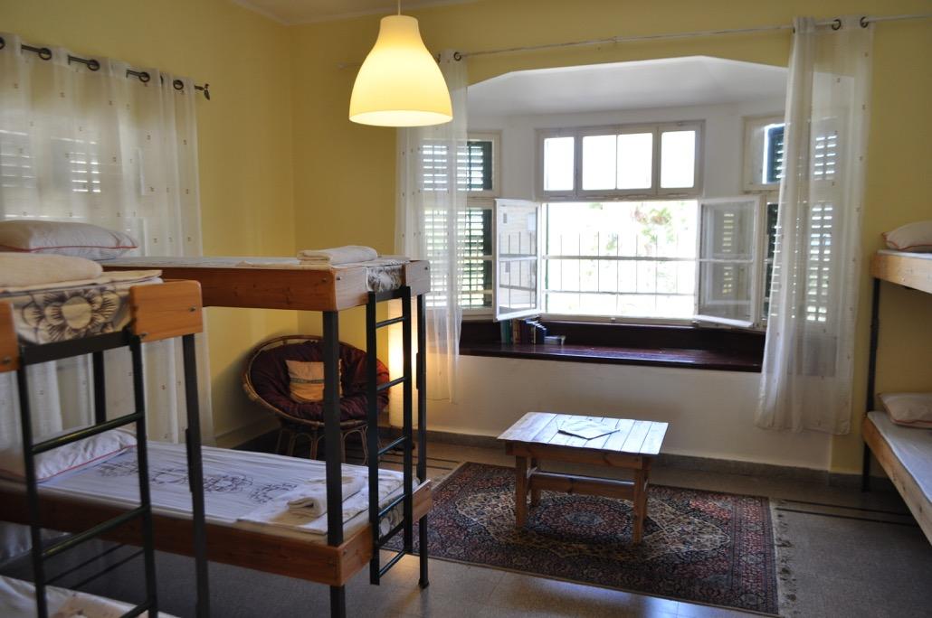 Room 4 – ( 8 Bed Dormatory )