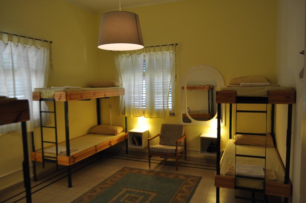 Zimmer 6 ( 6 Betten Schlafraum )
